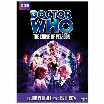 Doctor Who: The Curse of Peladon (Story 61) Jon Pertwee, Katy Manning DVD