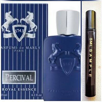 PERCIVAL PARFUMS DE MARLY EDP  ***NEW*** 5ml Atomiser sample FREE Postage