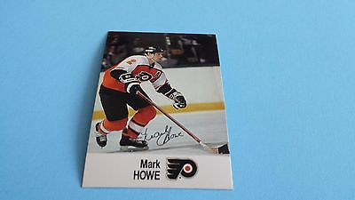 1988/89 Esso Nhl All-Star Collection Mark Howe Card***philadelphia Flyers***