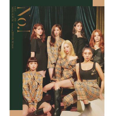 Clc 8Th Mini Album [ No.1 ] Cd+Booklet+Folded Poster On The Pack