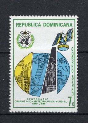 DOMINICANA REP. Yt. PA253 MH* Luchtpost 1973