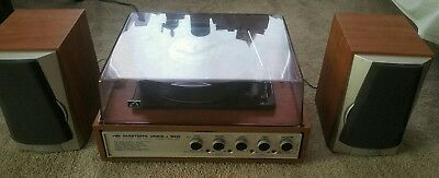 HMV 8+8 Vintage Record Player Beautiful condition and fully working!!!