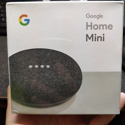 Google Mini - Google Personal Assistant - Charcoal