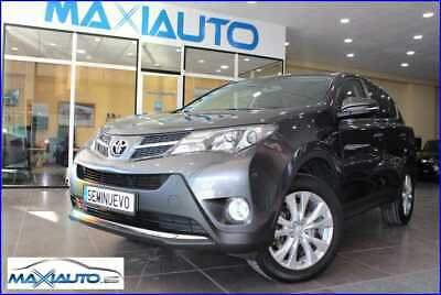 Toyota Rav4 2.2 d-4d START EDITION 4X4 TRACCION TOTAL