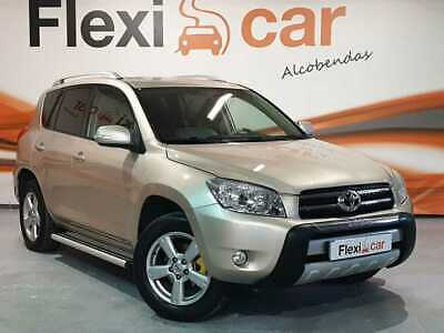 Toyota Rav4 2.0 VVT-i Executive
