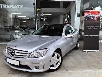Mercedes Clase CLC 220 CDI  PAQUETE DEPORTIVO AMG