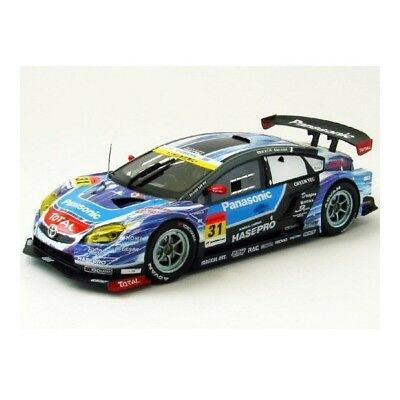Other Vehicles Ebbro Eb44829 Toyota Prius N.31 Super Gt300 2012 Okayama Test 1:43 Die Cast At Any Cost