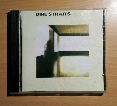 Dire Straits Self Titled CD Sultans Of Swing Rare Vertigo 1996 800 051-2 VG+/VG+
