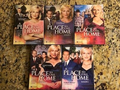 A Place To Call Home: The Complete Seasons 1-5 DVD SET