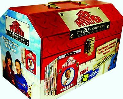 Home Improvement: The 20th Anniversary Complete Series Collection Box Set DVD