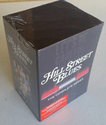 Hill Street Blues The Complete Series:1-7 DVD BOX SET