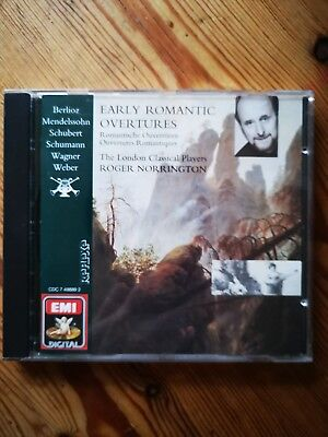 Early Romantic Overtures -  CD M7VG The Cheap Fast Free Post The Cheap Fast Free