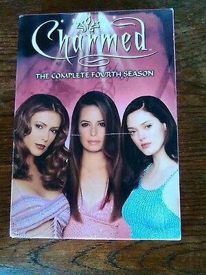 charmed the complete fourth season