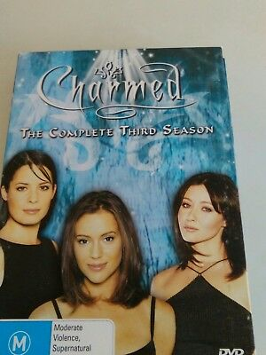 charmed the complete third season