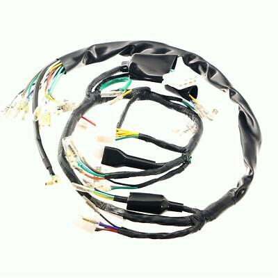 Oem Repro Main Wire Harness Honda CB 350 Four by Tec 32100-333-000