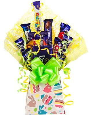 Cadbury Easter Egg Chocolate Bouquet Tree Explosion Gift Hamper Selection Box