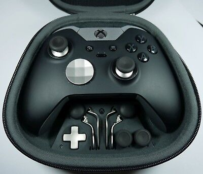 Official Microsoft Xbox One Elite Controller/Gamepad Black