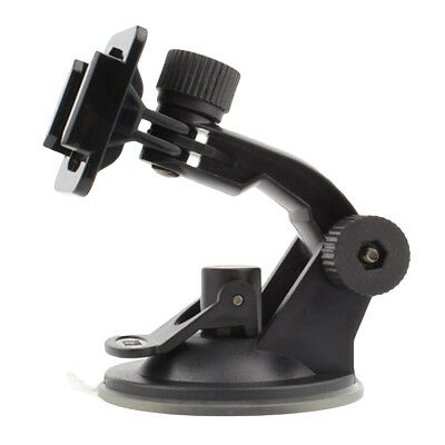 HK- Car Windshield Suction Cup Mount Holder for GoPro Hero 2 3+ 4 5 6 7 Camera S