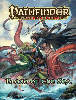 Pathfinder RPG - Player Companion - Blood Of The Sea