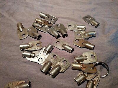 Original Chicago Lock Ace Soda / Candy machine Key (1 key) Lots Available