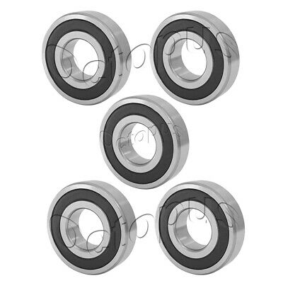 BLUE Rubber Sealed Ball Bearings 699RS 9*20*6 QTY10 ABEC-3 699-2RS 9x20x6 mm