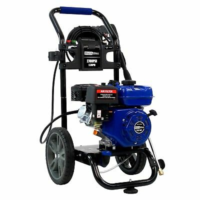 DuroMax XP2700PWS 2,700 PSI 2.3 GPM Gas Powered Power Pressure Washer -T9013