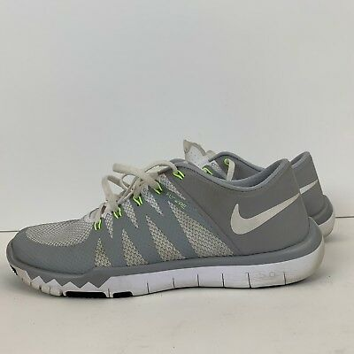 2852316dc993d NIKE MENS 5.0 Flywire Free Trainer Shoes Size 10 Grey Neon 719922 ...