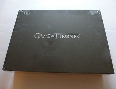 Game Of Thrones Four Banner Gift Set HBO 2017