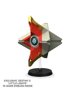 Destiny Ghost Vinyl Cayde 6 Sundance Shell Little Light Emblem With Code**new**