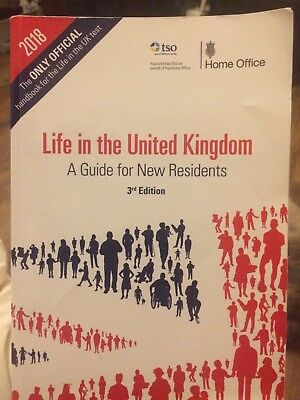 Life In The United Kingdom 3rd Edition 2018