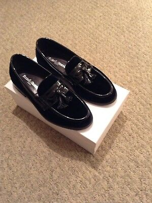 Russell & Bromley men's  'keeble' Loafers navy blue UK 8 EU42