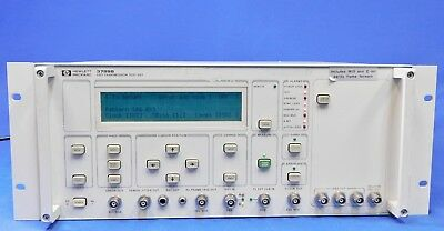 Agilent HP Keysight 3789B DS3 Transmission Test Set w/ Opt 002 Untested Item