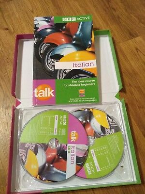 Bbc Active - Italian (2 Cd & Book)