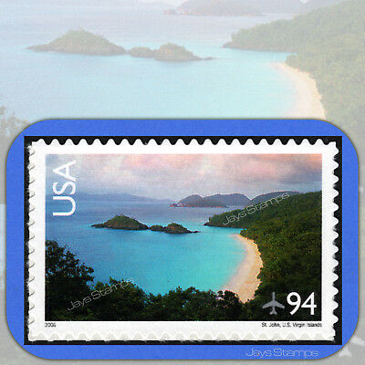 2008 St. John U.S. VIRGIN ISLANDS Scenic American Landscapes 94¢ Single #C145