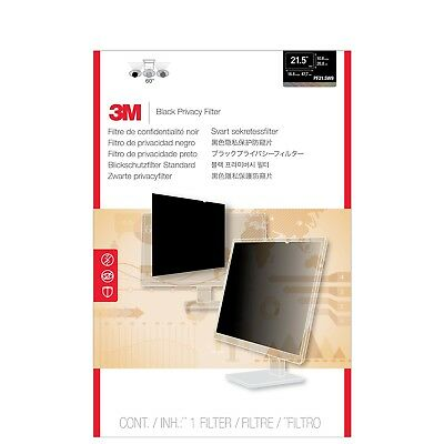 3M - OPTICAL SYSTEMS DIVISION PF21.5W9 PRIVACY FILTER 21.5IN WS 16:9 - Free ship