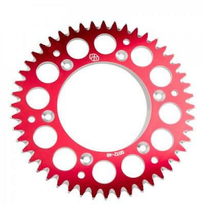 Primary Drive Rear Aluminum Sprocket 51 Tooth Red HONDA CR80R 1986-2002,CR85R 20