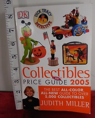 Price Guide 2005 Book by Judith Miller bright Illustrations 600 pg Collectibles