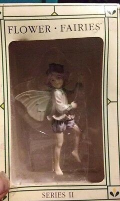 Canterbury Bell FAIRY Garden Cicely Mary Barker FLOWER FAIRIES Ornament series 2