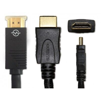 Premium Hdmi Active Cable 4K Ultra Hd High Speed Ethernet 1M 15M