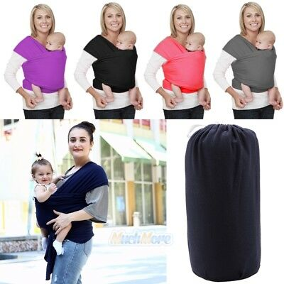 Adjustable Baby Wrap Rope Infant Newborn Cotton Baby Carrier Sling Mothers' Gift