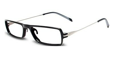 Tumi Best Reading Glasses on The Market 1.0 Silver with solid black