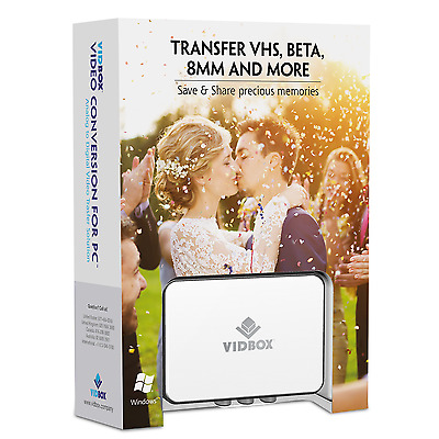 VIDBOX® Video Conversion for PC