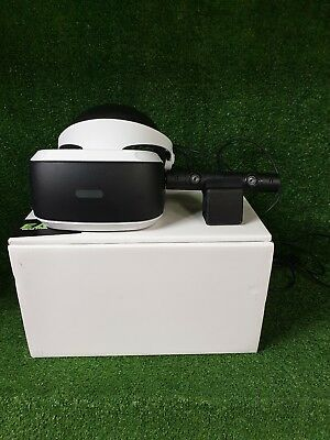 Sony PlayStation VR  Game Headset with Playstation Camera