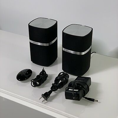 Bowers and Wilkins / B&W / MM-1 Speakers / Tested!