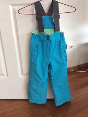 Childrens Snow Ski Pants And Boots