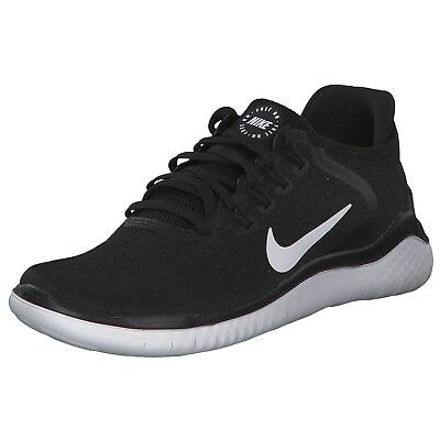 best sneakers 2fbe1 02965 Nike Free Run Baskets pour Homme Chaussures de Course 942836 001 Noir Neuf