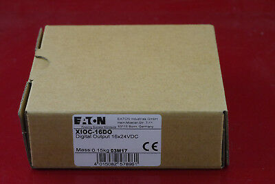Eaton XIOC-16DO Digital Module Neu