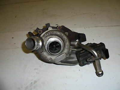 ax2q6k682ca  JAGUAR XF (CC9_) Turbocharger