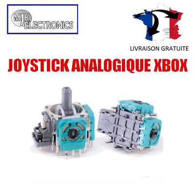 Module 3D Analogique Joystick Manette XBOX ONE / PS4 / NINTENDO SWITCH / PS3