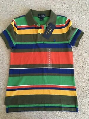 Ralph Lauren Boys Polo Shirt  Size 6 Years